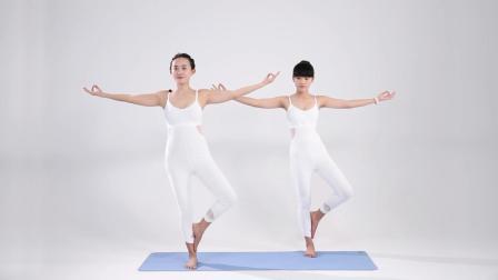 腿粗每天这样站一站, 消除脂肪特别快, 3分钟刚刚好