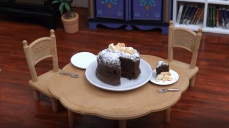 牛人制作迷你蛋糕东西虽小, 但制作过程一点都不简单, 你学会了吗