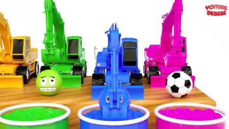 陪伴宝宝成长-----小汽车装货物 儿童动画 英文歌曲 幼儿教育