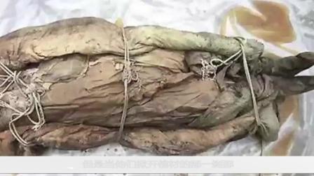 农田惊现清朝古墓, 考古队打开棺木后, 专家激动: 她穿的是龙袍!