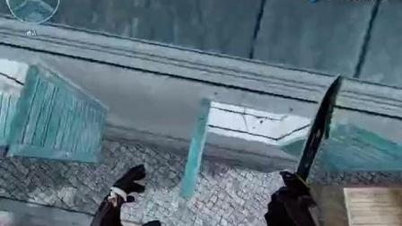 穿越火线: 无意间加入老玩家的房间, 一同欣赏最强身法上屋顶