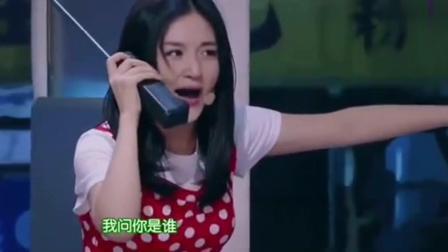 快乐大本营: 谢娜 杨迪一起讲粤语, 何炅笑翻了, 两人的口音太逗了