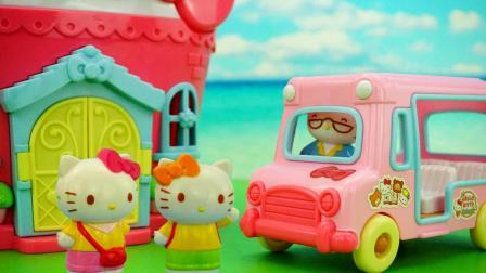 hello kitty的课堂游乐园儿童玩具