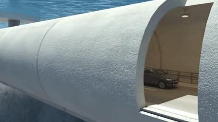 """海里到处都是水""""海底隧道""""到底是怎么修建的? 看完颠覆认知!"""