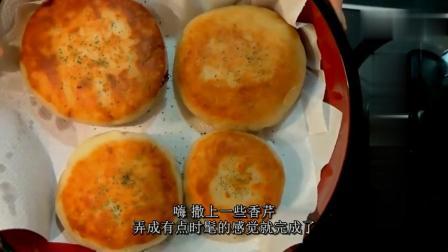 木下大胃王: 木下自制2公斤的巨大炸土豆奶酪蛋糕