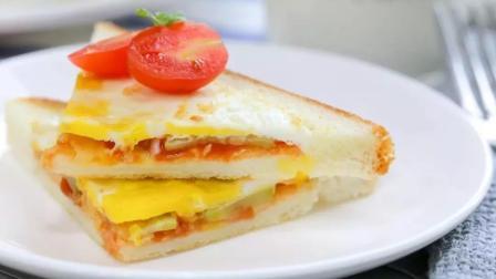早餐吐司  宝宝辅食食谱
