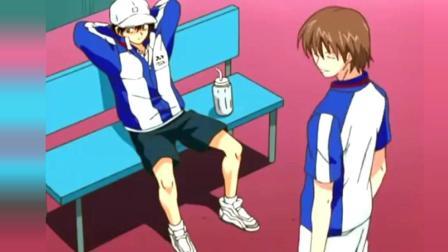网球王子: 不二和龙马真的是太可爱了, 为什么这么可爱