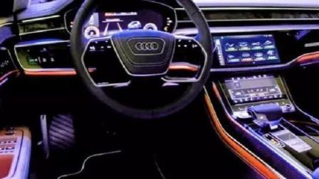 奥迪这下来真的了, 新款奥迪A6内饰豪华辗压A8, 还看啥奔驰E级