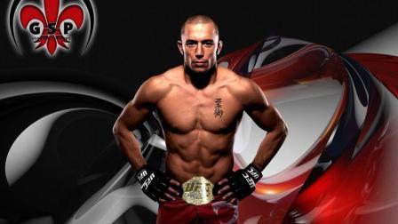 从保镖到UFC冠军, 传奇人物G-S-P的光荣之路