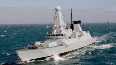 """英国花费60亿英镑研发出新一代驱逐舰, 却被取名""""顶个球"""""""