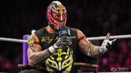 WWE2018年10月24日狂野角斗士之美国职业摔角