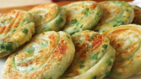 一把韭菜, 2个鸡蛋, 不用烫面, 用手卷一卷, 皮薄大馅, 满嘴香!