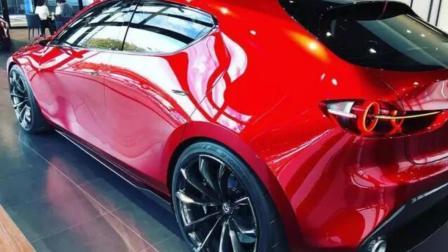 全新马自达3售价14万!造型美到窒息,2.5发动机