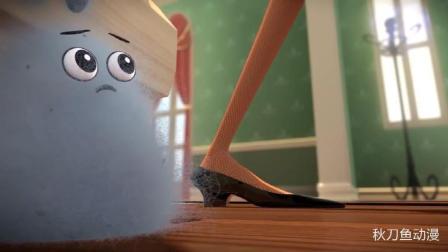 超萌短片: 当灰尘变得这么可爱你还忍心扫掉他们吗