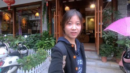 穷游广西桂林, 在阳朔选了一间特色民宿, 只花102元超值!