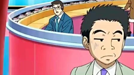 美食的俘虏: 阿虏来美食城吃寿司, 吃了1264万元, 把小松吓到了!