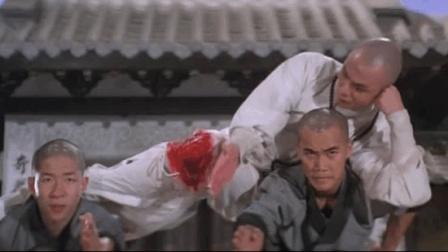 龙虎少爷: 刘家辉师兄弟用五行罗汉阵大战狠毒莫大侠!