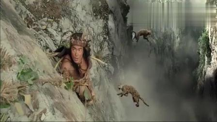 蚩尤驭百兽追杀黄帝, 黄帝却巧用计谋, 让蚩尤的兽损失惨重!
