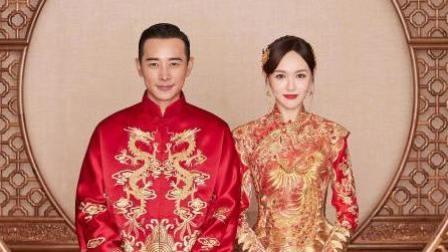唐嫣罗晋幸福晒结婚证和婚纱照,婚期将至多名圈中好友送祝福