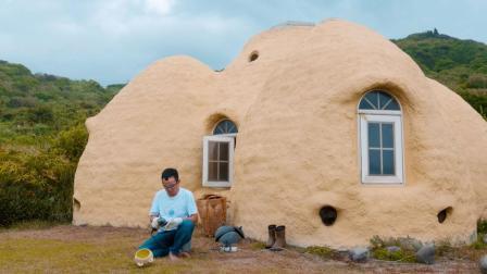 一个数学老师, 造了栋土房子, 打败日本大师!