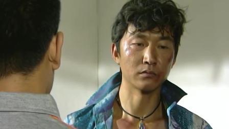 插翅难逃: 张世豪被嫌犯打伤却不报警, 报上名字后却被戴上了手铐!
