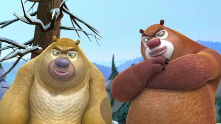 熊出没: 强哥的泡菜被小动物们发现, 没有什么好下场