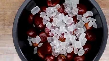 世界上最简单的糖炒栗子做法, 很多人都不知道, 我只悄悄告诉你!