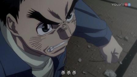 潮与虎: 阿虎被嘲笑是小妖, 还被砍了一只手, 潮重伤, 遇到的第一个超强妖怪