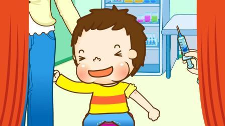 亲宝兜兜故事: 兜兜是个好宝宝身体健康最重要
