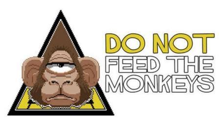 【逍遥小枫】侦探任务突然就遇到了外星麦田怪圈! | Do.Not.Feed.the.Monkeys