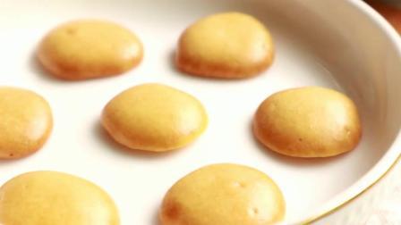十个月以上宝宝的健康小零食, 蛋黄小饼干, 真的是太美味了
