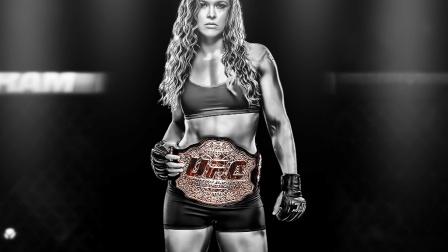 UFC第一个进入名人堂的女选手罗西的UFC传奇生涯