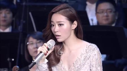 张靓颖挑战神曲《第五元素》全场高能!