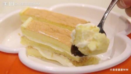 想吃奶油蛋糕不用裱花台, 不用裱花嘴也能做, 超简单! 宝宝超爱吃