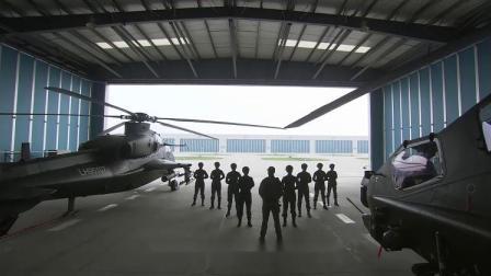 特种兵之火凤凰:女兵学习直升机驾驶,魔鬼教官的眼神不对劲哦!