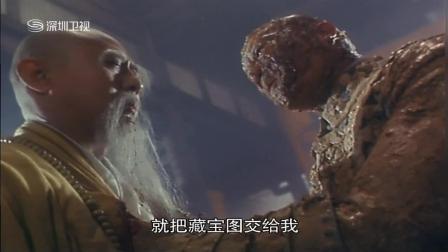计春华带兵火烧少林寺还了自己的师傅