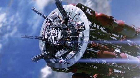 宇航员在外太空执行任务, 当到达目的地后, 却发现了可怕的