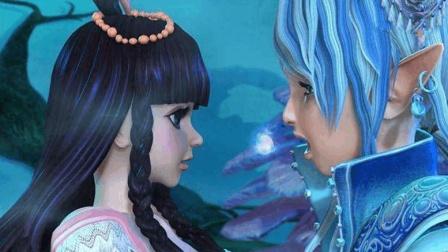 《叶罗丽》cp感十足的6对情侣, 王默水王子超登对, 陈思思竟配他