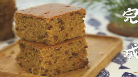 两分钟教你做红枣糕, 原来做法这么简单, 香甜松软吃了就忘不了