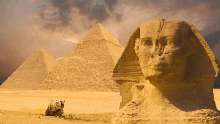 """科学家发现""""七艘船骸"""", 金字塔不再是神秘, 它秘密面纱将被揭开"""