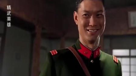 精武英雄: 陈真和日本第一高手大战, 对方抗击打能力超强, 一脚下去没感觉!