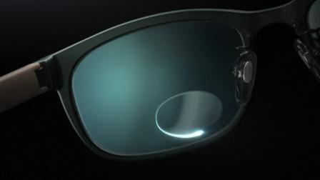 电子变焦眼镜简直不能更方便