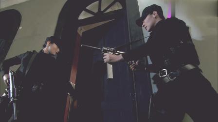 铁血玫瑰特工处女子特遣队执行锄奸任务, 这场面堪称经典, 真帅