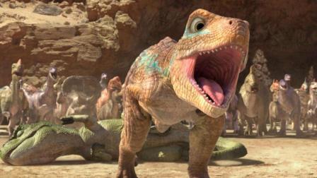 三分钟告诉你年度最热血恐龙霸主之战《恐龙王》到底多好看