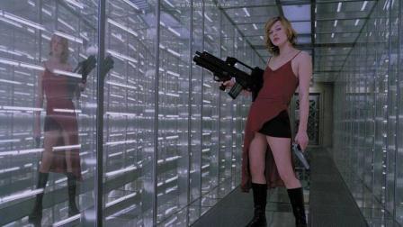 俗哥说电影, 美国科幻恐怖片《生化危机》 教你如何末日求生