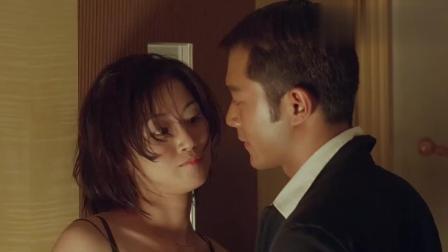 """龙在边缘: 古天乐一个""""强吻""""美女服软了, 这演技真的很牛掰"""