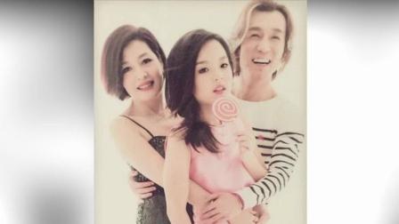 李咏女儿删博留父母合照很心酸, 一张图片道出李咏对女儿全部的爱!