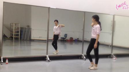 【韩小茶】APINK《一点都没有(I ' m so sick)》舞蹈教学练习室下
