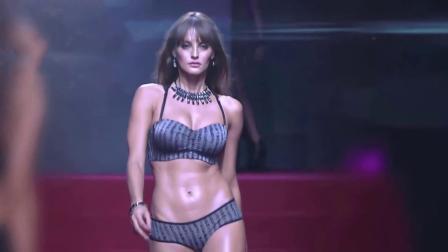 Medellín 哥伦比亚内衣秀, 高档次的内衣看上去就是不一样!