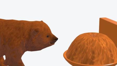趣味益智动画片 七彩猫和老鼠
